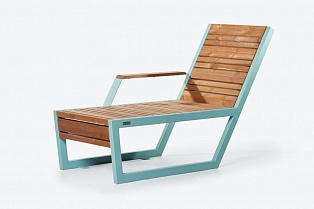 Bench «Boston» - right armrest